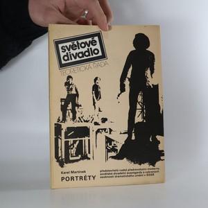 náhled knihy - Portréty představitelů ruské předrevoluční moderny, sovětské divadelní avantgardy a vybraných osobností dramatického umění v SSSR