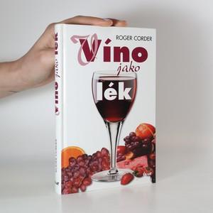 náhled knihy - Víno jako lék