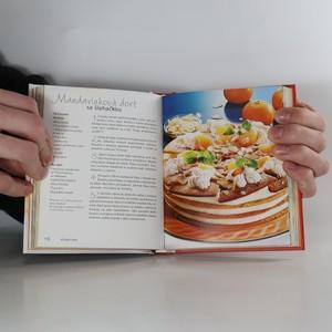 antikvární kniha Ovocné dorty a koláče, neuveden