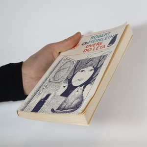 antikvární kniha Dveře do léta, 1984