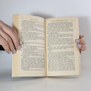 antikvární kniha Kočka, která prochází zdí, 1995