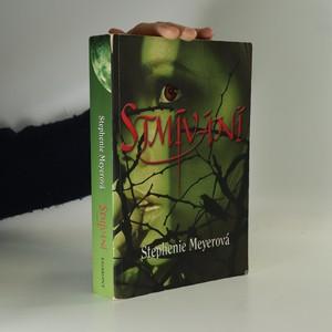 náhled knihy - Stmívání