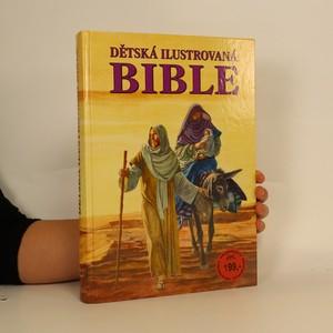 náhled knihy - Dětská ilustrovaná bible