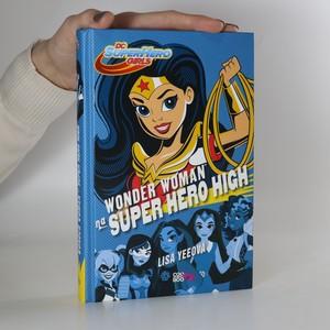 náhled knihy - Wonder Woman na Super Hero High