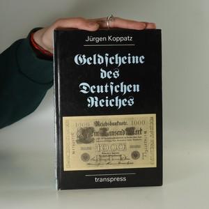 náhled knihy - Geldscheine des Deutschen Reiches