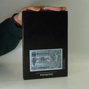 antikvární kniha Geldscheine des Deutschen Reiches, 1988