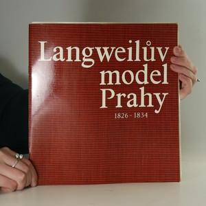 náhled knihy - Langweilův model Prahy