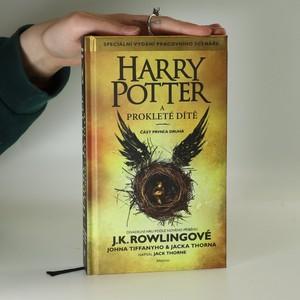 náhled knihy - Harry Potter a prokleté dítě. 1. a 2. část