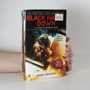 náhled knihy - Black hawk down