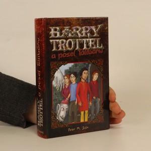 náhled knihy - Harry Trottel a posel Tálibánu