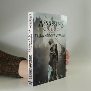 náhled knihy - Assassin's creed. Tajná křížová výprava