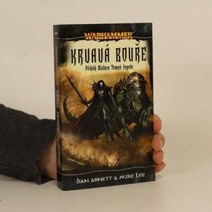 náhled knihy - Krvavá bouře : příběh Maluse Temné čepele