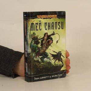 náhled knihy - Meč chaosu : příběh Maluse Temné čepele