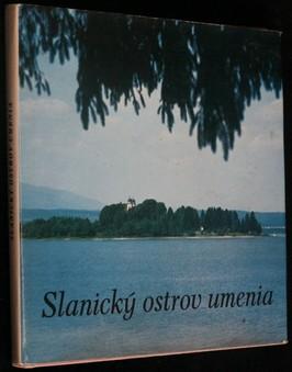 náhled knihy - Slanický ostrov umenia