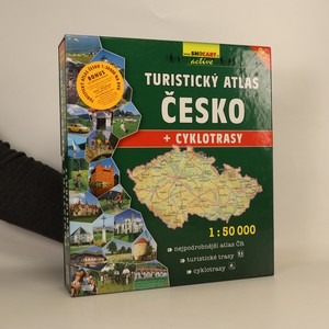 náhled knihy - Turistický atlas Česko + cyklotrasy : 1:50 000 (bez tiráže)