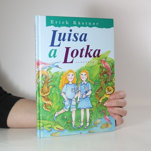 náhled knihy - Luisa a Lotka