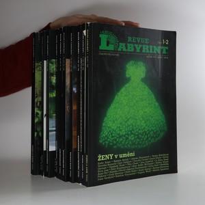 náhled knihy - Labyrint revue - časopis pro kulturu (20 dílu v 10 sešitech, různé ročníky)
