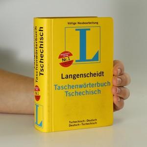náhled knihy - Langenscheidt Taschenwörterbuch Tschechisch. Kapesní slovník česko-německý, německo-český