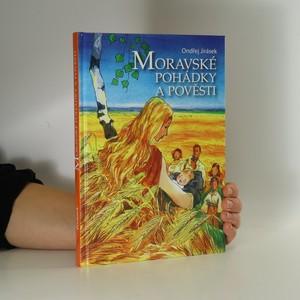 náhled knihy - Moravské pohádky a pověsti (neobsahuje CD)