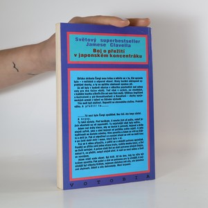 antikvární kniha Král Krysa, 1993