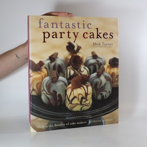 náhled knihy - Fantastic Party Cakes