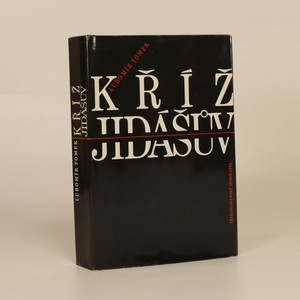 náhled knihy - Kříž Jidášův