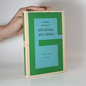 náhled knihy - Ani dálka, ani cizina