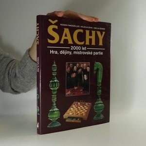 náhled knihy - Šachy : 2000 let dějin hry