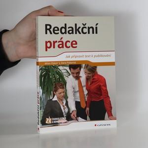 náhled knihy - Redakční práce : jak připravit text k publikování