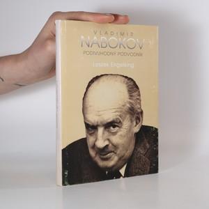 náhled knihy - Vladimir Nabokov. Podivuhodný podvodník