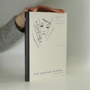 náhled knihy - Dílo Jaroslava Seiferta. 6. díl.