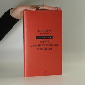 náhled knihy - Studie z klasické americké literatury