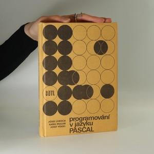 náhled knihy - Programování v jazyku Pascal