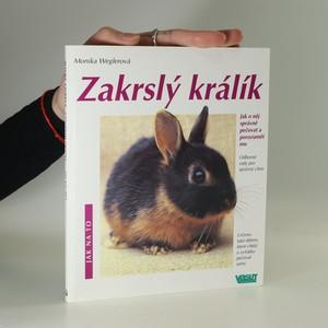 náhled knihy - Zakrslý králík