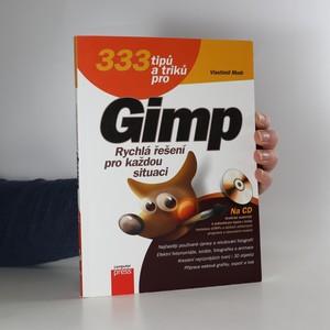 náhled knihy - 333 tipů a triků pro GIMP (+CD)