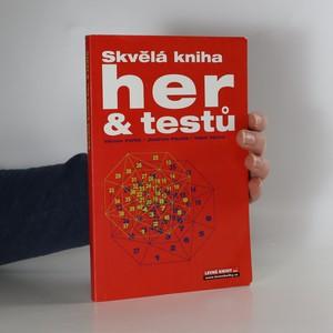 náhled knihy - Skvělá kniha her & testů