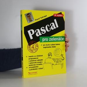 náhled knihy - PASCAL pro zelenáče