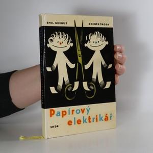 náhled knihy - Papírový elektrikář