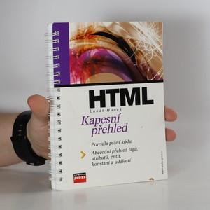 náhled knihy - HTML : kapesní přehled
