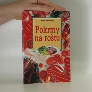 náhled knihy - Pokrmy na roštu