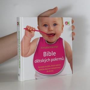 náhled knihy - Bible dětských pokrmů