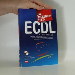náhled knihy - Jak zvládnout testy ECDL (včetně CD)