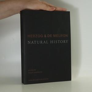 náhled knihy - Herzog & de Meuron : natural history