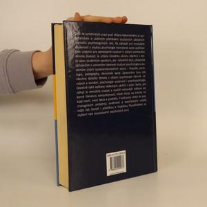 antikvární kniha Úvod do psychologie, 2003