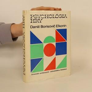 náhled knihy - Psychológia hry (slovensky)