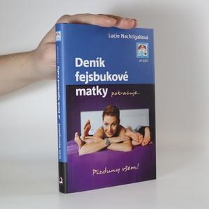 náhled knihy - Deník fejsbukové matky pokračuje...