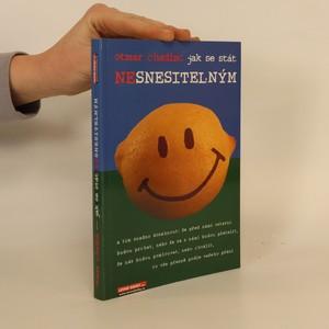 náhled knihy - Jak se stát (ne)snesitelným