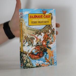 náhled knihy - Zajímavé časy