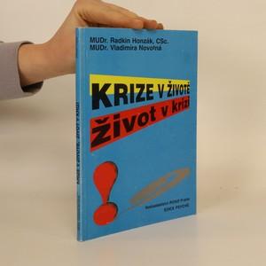 náhled knihy - Krize v životě, život v krizi