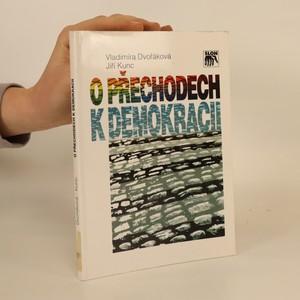 náhled knihy - O přechodech k demokracii